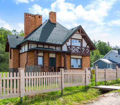 Преимущества дома в коттеджном поселке
