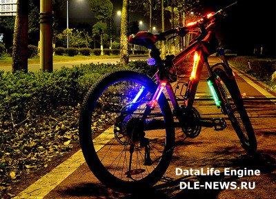 Светодиодные фары, фонари, освещение для езды на велосипеде
